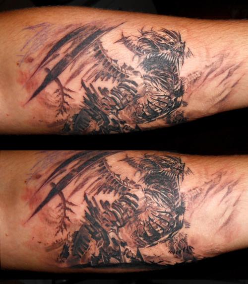 dragon tattoo2